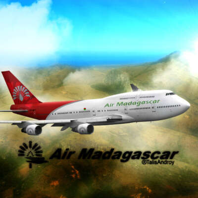 """Air Madagascar would become """"Madagascar Airlines"""""""