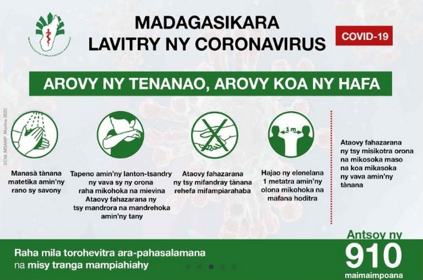 Coronavirus : Questions and answers and safeguards