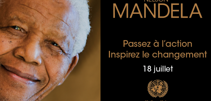 Journée internationale Nelson Mandela