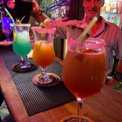 Espace cocktails