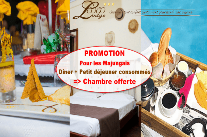 Promotion for ALL Majungais