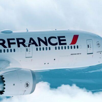 空気 : マダガスカルとフランス間のフライト