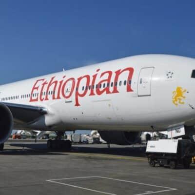 Ethiopian Airlines desembarca en Ivato