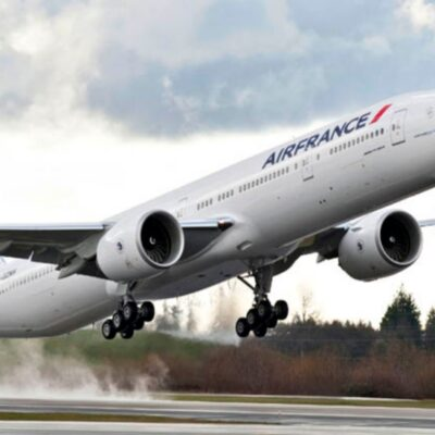 Air France flights to Mayotte