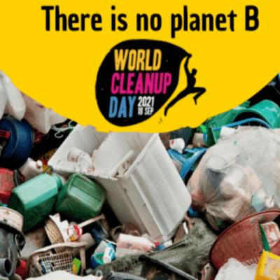 18 Siete – Día Mundial de la Limpieza