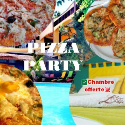 """Un profesional de la pizza – Lionel Autier- en el Restaurante Gourmand Coco Lodge Majunga este viernes 17 Septiembre para una """"pizza party de todo lo que puedas comer"""""""