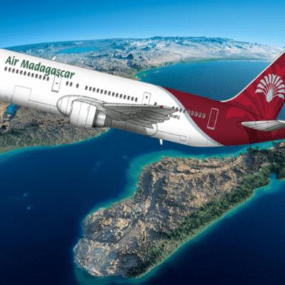 Opening of Madagascar's borders